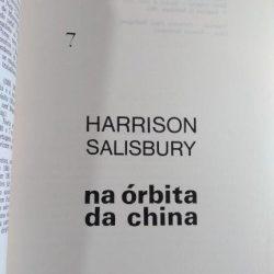 Na órbita da China - Harrison Salisbury