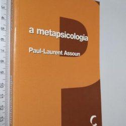 A Metapsicologia - P. L. Assoun