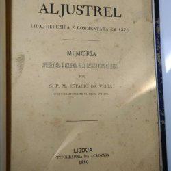 A tabula de bronze de Aljustrel - S. P. M. Estácio da Veiga