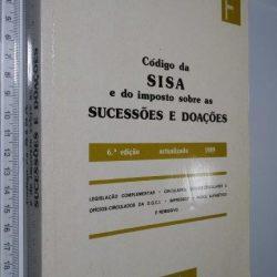 Código da SISA e do imposto sobre as sucessões e doações -