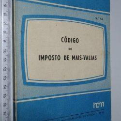 Código do Imposto de Mais-Valias (1982) -