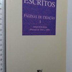 Escritos (Páginas de criação 1 - Arqueologia) - Orlando de Carvalho