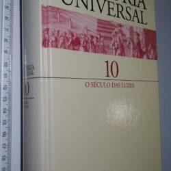 História Universal 10 - O século das luzes -