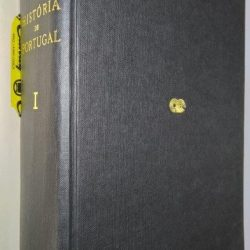 História de Portugal I - A. H. de Oliveira Marques