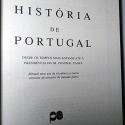 História de Portugal II - A. H. de Oliveira Marques