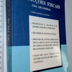 Infracções Fiscais (Não Aduaneiras) - Alfredo José de Sousa