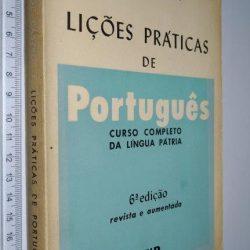 Lições práticas de português - Pires de Castro