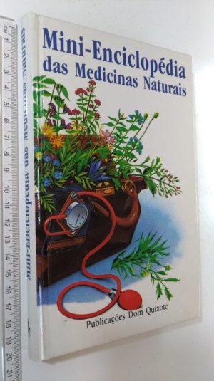 Mini - Enciclopédia das Medicinas Naturais - Georges Millanvoye
