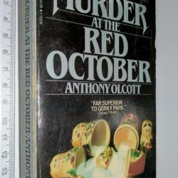 Murder at the red October - Anthony Olcott