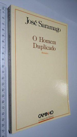 O Homem Duplicado (1.A Edição) - José Saramago