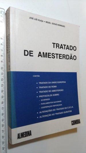 Tratado de Amesterdão - José Luís Vilaça