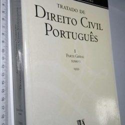 Tratado de Direito Civil I - António Menezes Cordeiro
