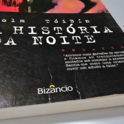 A história da noite - Colm Tóibín