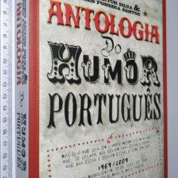 Antologia do Humor Português - Nuno Artur Neves Melo da Silva