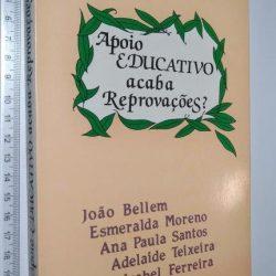 Apoio educativo acaba reprovações - João Bellem