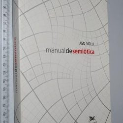 Manual de semiótica - Ugo Volli