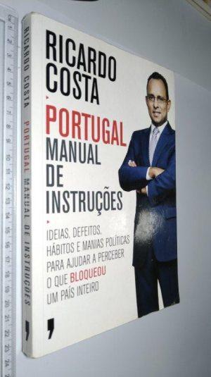 Portugal - Manual de Instruções - Ricardo Costa