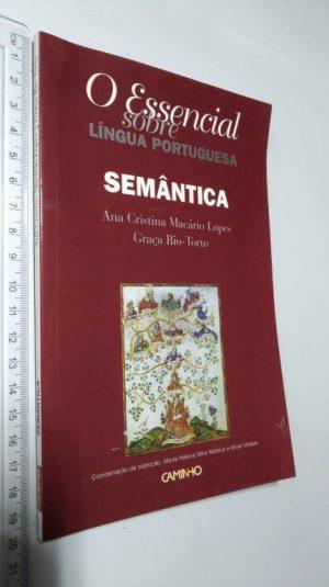 Semântica - Ana Cristina Macário Lopes e Graça Rio-Torto