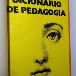 Dicionário de pedagogia - Mauro Laeng