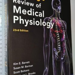 Ganong's review of medical physiology - Kim E. Barrett