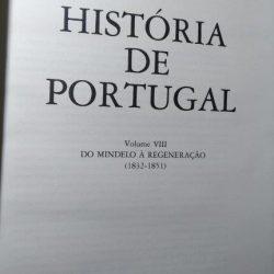 História de Portugal (vols. I a VIII) - Joaquim Veríssimo Serrão