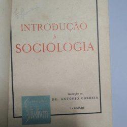 Introdução à sociologia - Jacques Leclercq