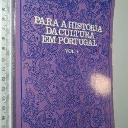 Para a História da Cultura em Portugal (Vol. I) - António José Saraiva