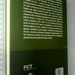 A Literatura Clássica ou os Clássicos na Literatura: uma (re)visão da literatura portuguesa das origens à contemporaneidade - Cristina Pimentel / Paula Morão