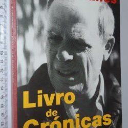 Livro De Crónicas (1.ª Edição – 1998) - António Lobo Antunes