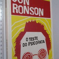 O Teste do Psicopata - Jon Ronson