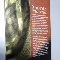 O PODER DOS PRESIDENTES (A REPUBLICA PORTUGUESA EM DEBATE) - André Freire / António Costa Pinto