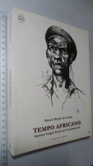 Tempo Africano - Manuel Barão da Cunha