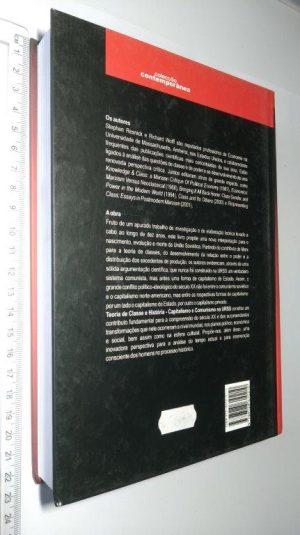 TEORIA DE CLASSE E HISTÓRIA (Capitalismo e comunismo na URSS) - Stephen Resnick / Richard Wolff