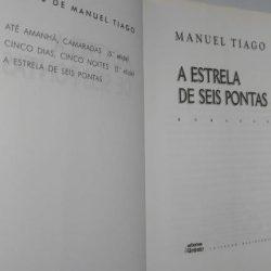 A estrela de seis pontas - Manuel Tiago