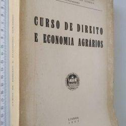 Curso de Direito e Economia Agrários -