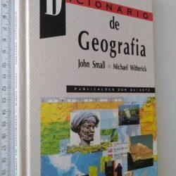 Dicionário de Geografia - John Small