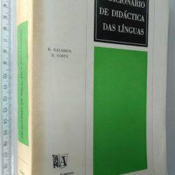 Dicionário de didáctica das línguas - R. Galisson