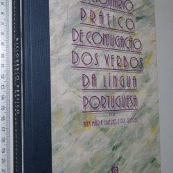 Dicionário prático de conjugação dos verbos da língua portuguesa - Ana Maria Guedes