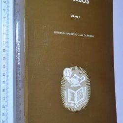 Dispersos (vol. 1) - F. da Gama Caeiro