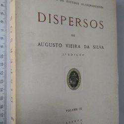 Dispersos (vol. II) - Augusto Vieira da Silva