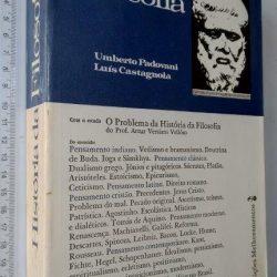 História da filosofia - Humberto Padovani