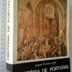 História de Portugal - Vol. IX (1851-1890 O Terceiro Liberalismo) - Joaquim Veríssimo Serrão