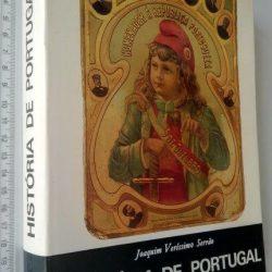 História de Portugal - Vol. XII (1910-1926 A Primeira República) - Joaquim Veríssimo Serrão