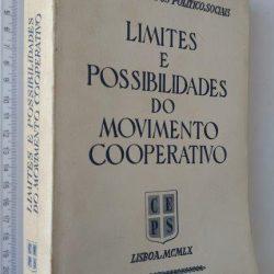 Limites e possibilidades do movimento cooperativo (Centro de estudos políticos-sociais) -