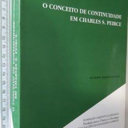 O conceito de continuidade em Charles S. Peirce - António Machuco Rosa