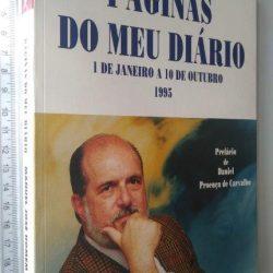 Páginas do Meu Diário (1 de janeiro a 10 de outubro de 1995) - Manuel José Homem de Mello