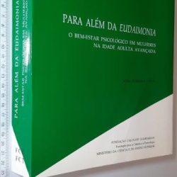 Para além da Eudaimonia - Rosa Ferreira Novo
