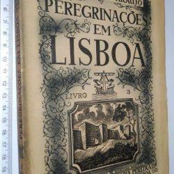 Peregrinações em Lisboa (Livro 3) - Norberto de Araújo