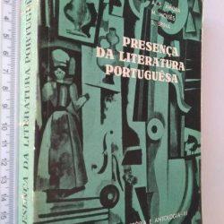 Presença da literatura portuguesa (História e antologia - III) - A. S. Amora