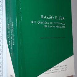 Razão e Ser - Maria Leonor Xavier